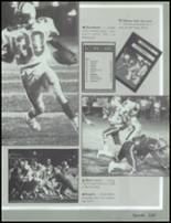 1985 Mesa High School Yearbook Page 144 & 145