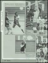1985 Mesa High School Yearbook Page 156 & 157