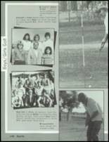 1985 Mesa High School Yearbook Page 158 & 159