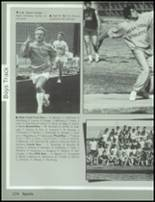 1985 Mesa High School Yearbook Page 186 & 187