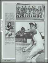 1985 Mesa High School Yearbook Page 190 & 191