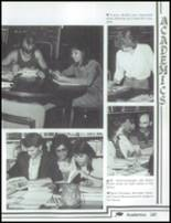 1985 Mesa High School Yearbook Page 198 & 199