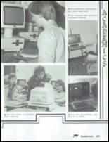 1985 Mesa High School Yearbook Page 202 & 203