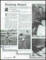 1985 Mesa High School Yearbook Page 204 & 205