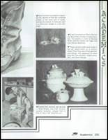 1985 Mesa High School Yearbook Page 212 & 213