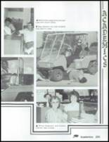 1985 Mesa High School Yearbook Page 214 & 215