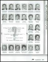 1985 Mesa High School Yearbook Page 216 & 217