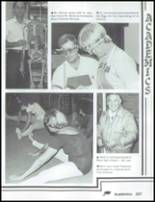 1985 Mesa High School Yearbook Page 218 & 219