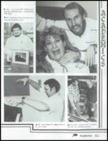 1985 Mesa High School Yearbook Page 222 & 223