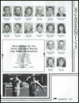 1985 Mesa High School Yearbook Page 224 & 225