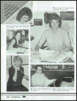 1985 Mesa High School Yearbook Page 228 & 229