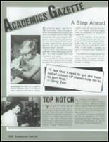 1985 Mesa High School Yearbook Page 230 & 231