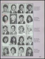 1985 Mesa High School Yearbook Page 238 & 239