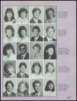 1985 Mesa High School Yearbook Page 240 & 241