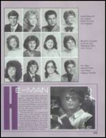 1985 Mesa High School Yearbook Page 242 & 243