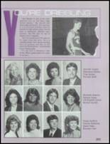 1985 Mesa High School Yearbook Page 244 & 245