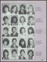 1985 Mesa High School Yearbook Page 246 & 247
