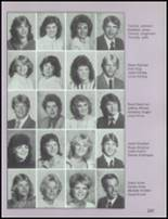 1985 Mesa High School Yearbook Page 248 & 249