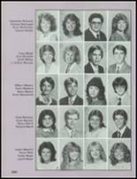1985 Mesa High School Yearbook Page 252 & 253