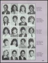 1985 Mesa High School Yearbook Page 256 & 257