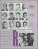 1985 Mesa High School Yearbook Page 258 & 259