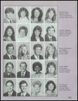1985 Mesa High School Yearbook Page 262 & 263