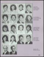 1985 Mesa High School Yearbook Page 264 & 265