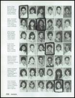 1985 Mesa High School Yearbook Page 270 & 271