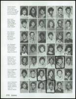 1985 Mesa High School Yearbook Page 282 & 283