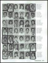 1985 Mesa High School Yearbook Page 284 & 285