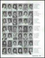 1985 Mesa High School Yearbook Page 298 & 299