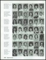 1985 Mesa High School Yearbook Page 300 & 301
