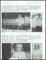 1985 Mesa High School Yearbook Page 304 & 305