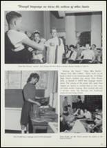 1961 Goshen High School Yearbook Page 14 & 15
