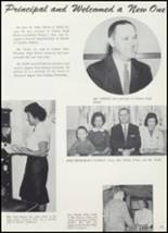 1961 Goshen High School Yearbook Page 20 & 21