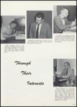 1961 Goshen High School Yearbook Page 22 & 23