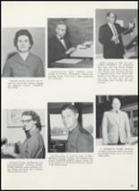 1961 Goshen High School Yearbook Page 24 & 25