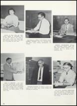 1961 Goshen High School Yearbook Page 28 & 29