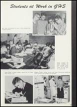1961 Goshen High School Yearbook Page 30 & 31