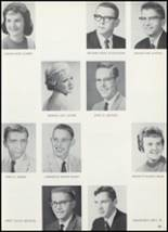1961 Goshen High School Yearbook Page 32 & 33