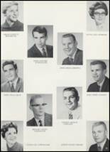 1961 Goshen High School Yearbook Page 34 & 35
