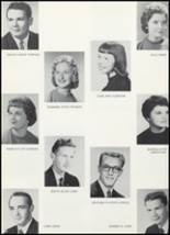1961 Goshen High School Yearbook Page 38 & 39