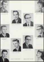 1961 Goshen High School Yearbook Page 42 & 43