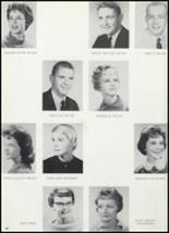 1961 Goshen High School Yearbook Page 44 & 45