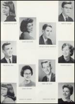 1961 Goshen High School Yearbook Page 46 & 47
