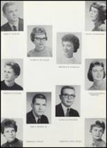 1961 Goshen High School Yearbook Page 50 & 51