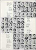 1961 Goshen High School Yearbook Page 54 & 55