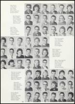 1961 Goshen High School Yearbook Page 56 & 57