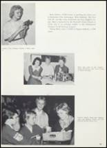 1961 Goshen High School Yearbook Page 58 & 59