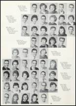1961 Goshen High School Yearbook Page 62 & 63